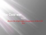 The Cold War for 5th Graders