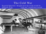 The Cold War to 1960