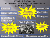 Cold War Unit & Resource Bundle PowerPoint