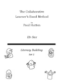 The Collaborative Learner Band Method Set 1: Eb Sax