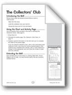 The Collectors' Club (deductive reasoning)