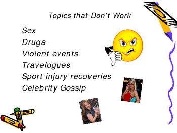 The College Essay Powerpoint
