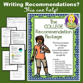 The College Recommendation Packet