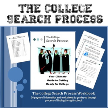The College Search Process Workbook