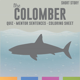 The Colomber by Dino Buzzati Quiz, Activities, Mentor Sentences