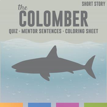 The Colomber by Dino Buzzati Quiz, Activities, Mentor Sentences