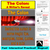 The Colon PowerPoint:  No Prep!