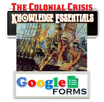 The Colonial Crisis Knowledge Essentials
