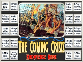 The Colonial Crisis (Prelude to the AmericanRevolution)  Digital Knowledge Bank