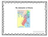 The Colonization of America - A Unit Resource
