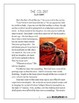 The Colony - Short Story and Comprehension Activities