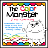 The Color Monster- A Book Companion