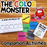 The Color Monster Activities Companion