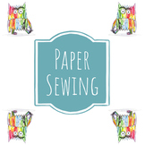 The Color Monster Paper Sewing (Lacing Cards)