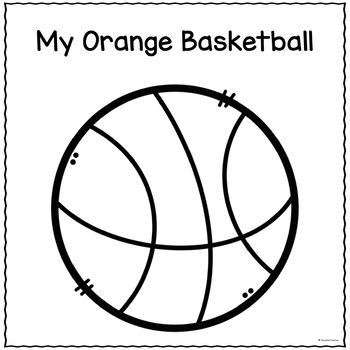 The Color Orange Printable Activities (COLOR OF THE WEEK)