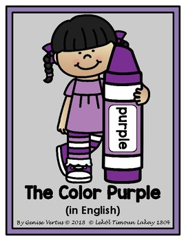 The Color Purple: Charts in English