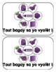 The Color Purple: Charts in Haitian Creole (Haiti)