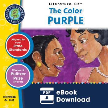 The Color Purple Gr. 9-12