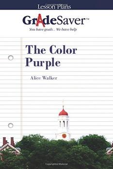 The Color Purple Lesson Plan