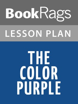 The Color Purple Lesson Plans