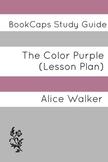 The Color Purple: Teacher Lesson Plans