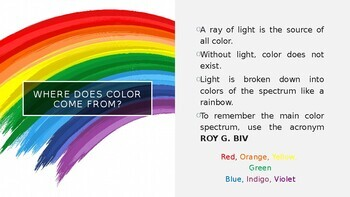 The Color Wheel & Color Harmonies