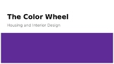 The Color Wheel - Housing and Interior Design/FACS