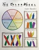 The Color Wheel Worksheet