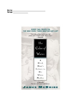 The Color of Water - James McBride