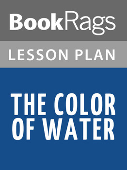 The Color of Water Lesson Plans