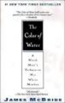 The Color of Water Novel Packet