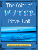 The Color of Water Novel Unit