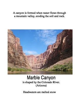 The Colorado River Flashcards