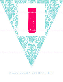 The Colorful Welcome to 1st Pennant Banner - Large {Back to School Decor}