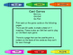 The Colors Concentration Card Game- ESL Colors Vocabulary