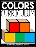 The Colors Curriculum | GOOGLE™ SLIDES READY | Distance Learning