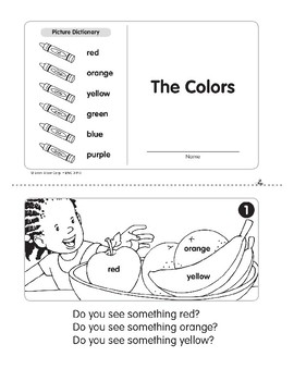 The Colors (Level B)