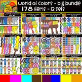 The Colors - World of colors - 178 Items - Big Bundle #12