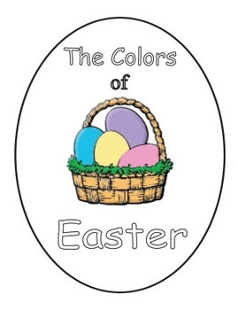 The Colors of Easter Activity