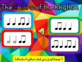 The Colors of the Rhythm