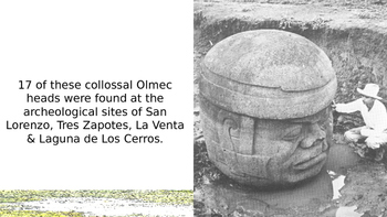 The Colossal Olmec Heads PPT