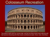 The Colosseum and Gladiatorial Games