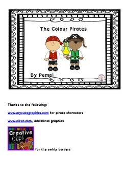 The Colour Pirates