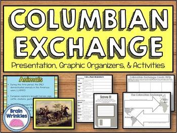 The Columbian Exchange (SS6H1b)