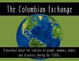 Columbian Exchange Brochure