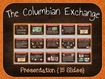The Columbian Exchange {Bundle}