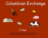 The Columbian Exchange - Smartboard Lesson