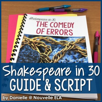 The Comedy of Errors - Shakespeare in 30