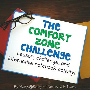 The Comfort Zone Challenge