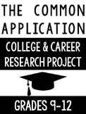 The Common Application Career and College Mini-Research Project